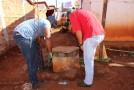 CRAS e Controle de Vetores realizam trabalho contra escorpiões