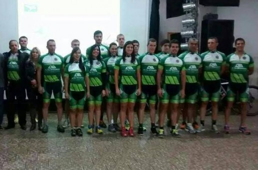 Ciclistas de Orlândia ficam em terceiro lugar em Sertãozinho