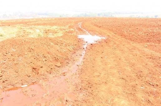Prefeitura encaminha denúncia de desvio de água do córrego dos palmitos a autoridades ambientais