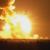 Foguete explode em base da Nasa segundos após o lançamento