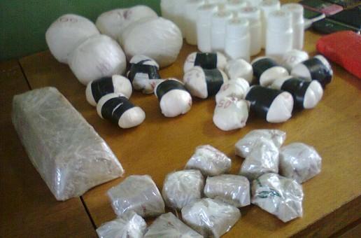Polícia prende em Barrinha suspeito de tráfico internacional de drogas