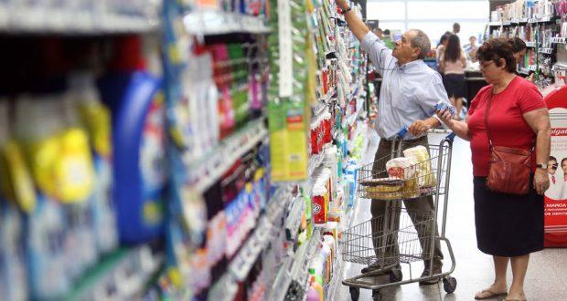 PRO254 SÃO PAULO 12/11/2012   ECONOMIA  Vista das gôndolas do supermercado  Pão de Açucar. FOTO: JF DIORIO/ ESTADÃO