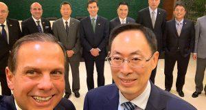 Reunião com executivos da TBEA, gigante chinesa do setor de energia que está em busca de oportunidades de novos investimentos em SP. Reunião com a diretoria da COFCO, maior importadora de alimentos do mundo. Assinatura de acordo de cooperação técnica com a Inno Way, incubadora da Prefeitura de Pequim que integra o Zhongguancun Innovation Street, considerado o Vale do Silício chinês.