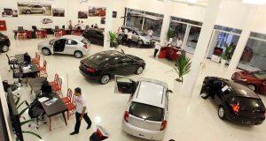 NETO5056 - SÌO PAULO - 24/02/2011/ CONCESSIONARIA JAC MOTORS / ECONOMIA ; OE / Fotos da concessionaria Jac Motors , localizada no Auto Shopping Aricanduva,  a JAC Motors esta entrando no mercado brasileiro de veiculos. FOTO ERNESTO RODRIGUES/AE.